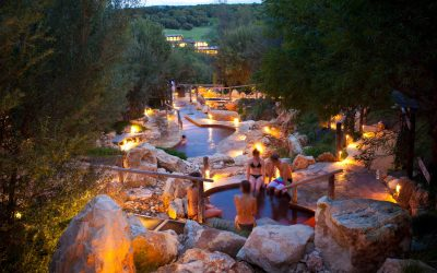 Peninsula Hot Springs – priority passes available