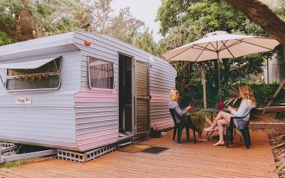 Retro Glamping review by Riparide.com – Peggy Sue :)